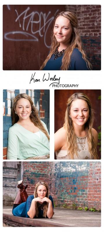 Chloe: 2014 Senior!