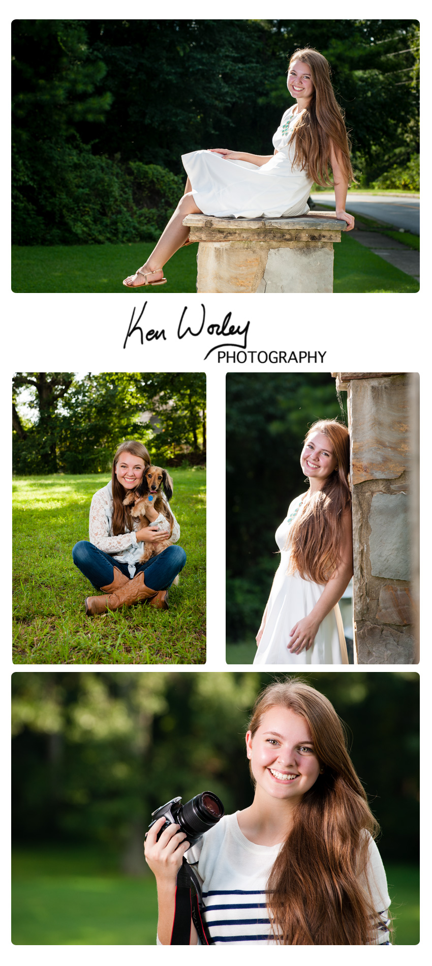 Holly: 2014 Senior!