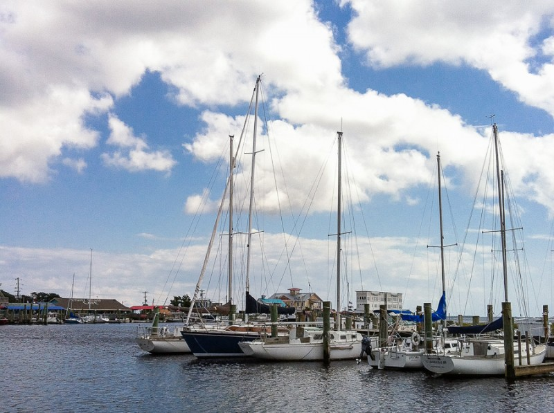 Boats of Southport