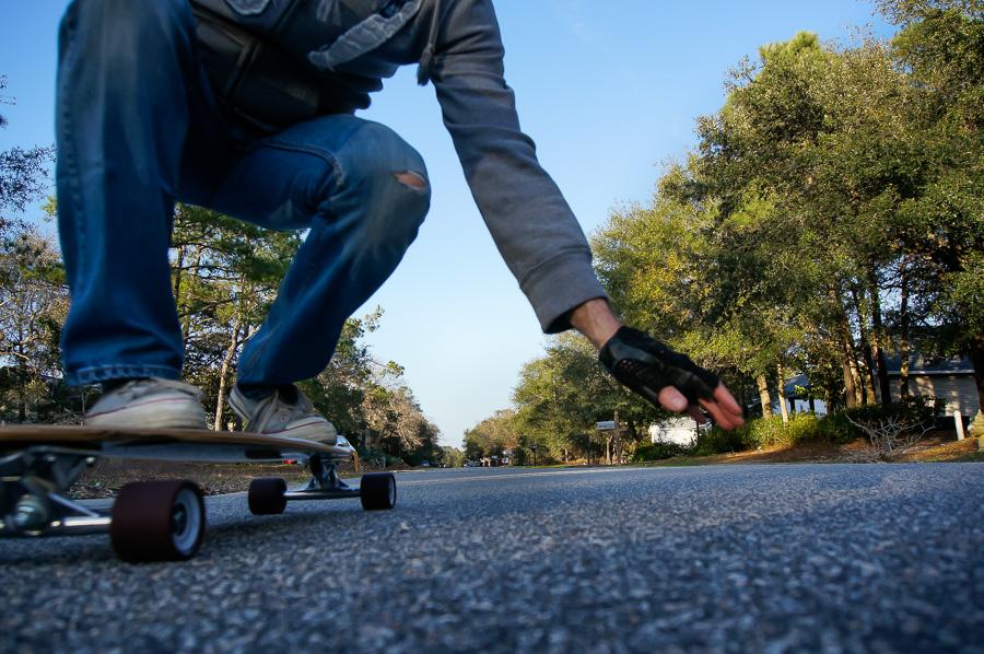 Longboard fun