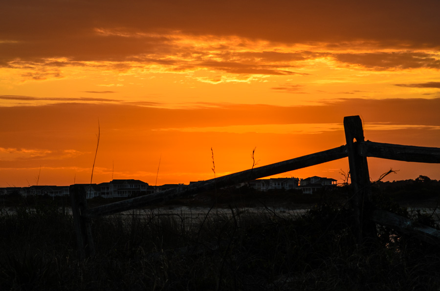 Lockwoods Folly Sunset