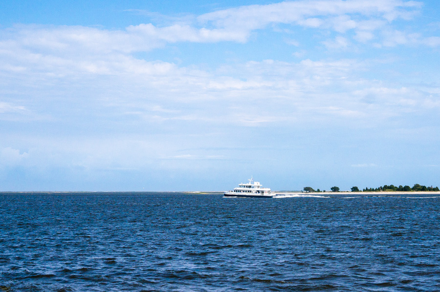 Bald Head Island Ferry