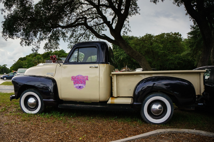 Shagger Jacks Truck