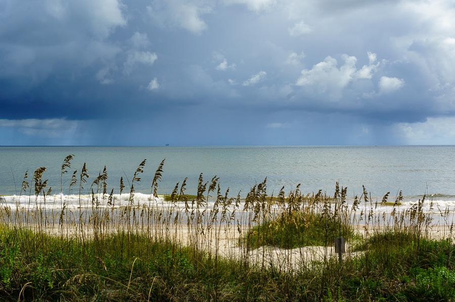 Storm Off Shore