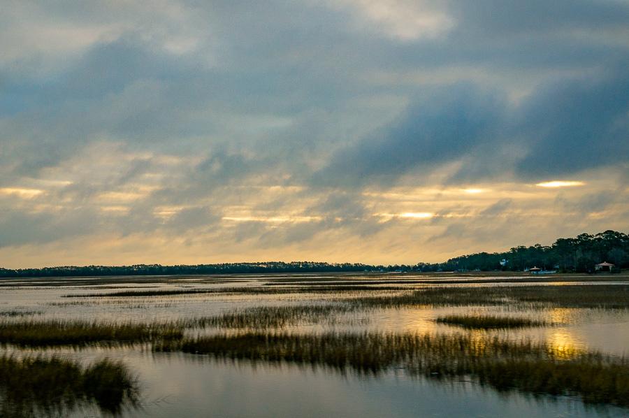 High Tide Marsh